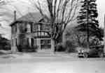 Residence of Mrs. Theodore McGillivray, 1927