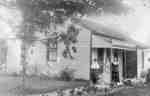Home of Mrs. Jennie Thompson, c.1910