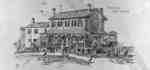 """Residence of C.F. Stewart, """"The Grange"""", 1889"""
