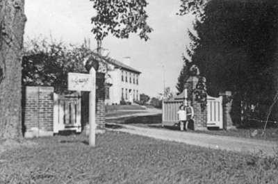 """The Grange"", residence of Frank L. Beecroft, 1948"