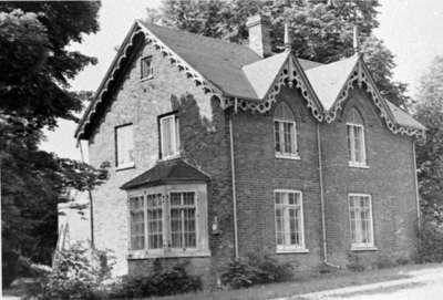 Residence of Charles Barton, July 1975