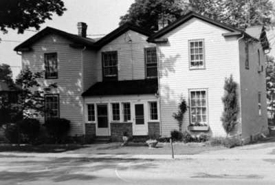 Greenwood Residence, July 1975