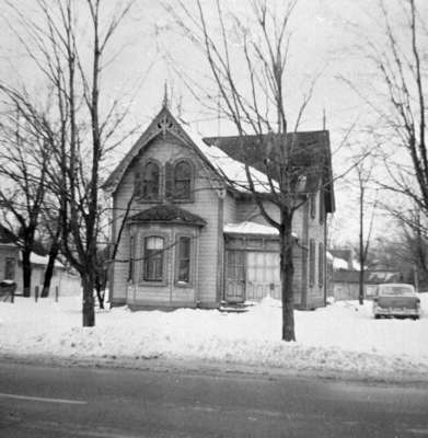 Mitchell House, February 1962