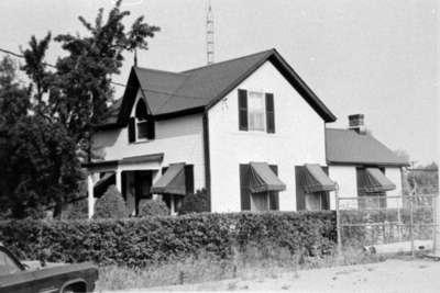 Florence Heard House, July 1975