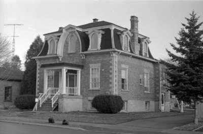 Thomas Holmes house, December 1998