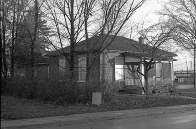 John McGillivray House, November 1999