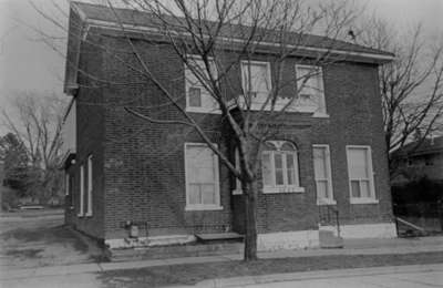 John Allingham Watson House, 1621 Brock Street South, March 2006