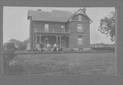 Robert Duff Residence