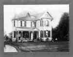 Residence of John Joshua Fothergill
