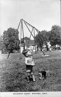 Mildmay Camp 1943