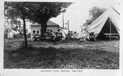 Mildmay Camp c.1943