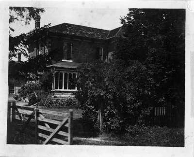 John Allin Farmhouse