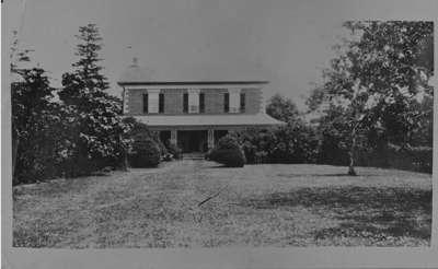 Bradley-Coakwell-Batty Residence