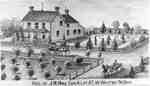 Residence of John  R. Hill