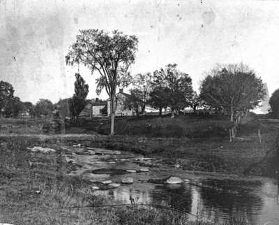 Residence of Sylvester Lynde
