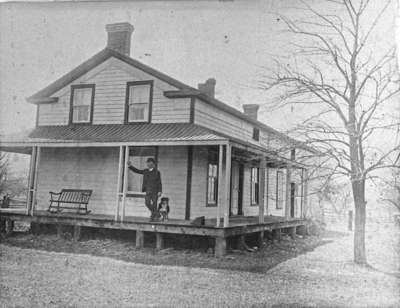 Residence of James Rice