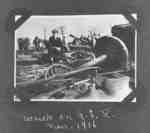 Train Wreck on Grand Trunk Railway 1916