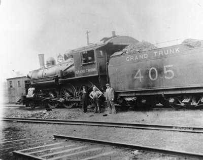 Grand Trunk Train to Port Perry