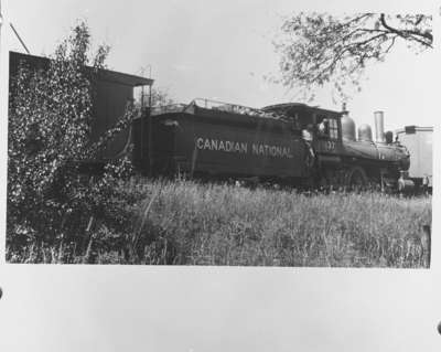 Deconstruction of the Toronto and Eastern Railway