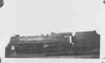 Locomotive on Canadian Pacific Railway
