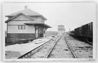 Canadian Northern Railway Station
