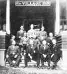 Whitby Town Council at Oakville, 1913