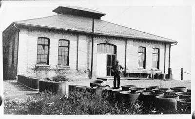Waterworks Pump House