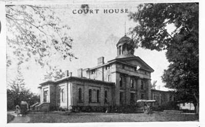 Ontario County Court House