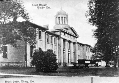Ontario County Courthouse