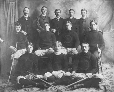 Whitby Hockey Team