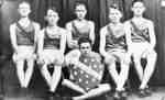 Whitby High School Athletic Team, 1925