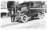Everett Pipher and Motor Bus