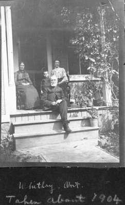 James Keith Gordon Family