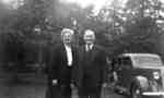 Levi and Lois Tordiff, c.1936