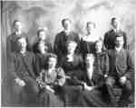 Family of Mark and Lydia Crawforth