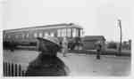 Royal Train at Canadian Pacific Railway Station, 1939
