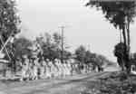 Rebekah Lodge at Opening of Pavement Parade, 1921