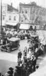 Parade for the Opening of the Pavement in Downtown Whitby
