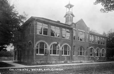 Whitby Collegiate Institute/Whitby High School