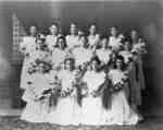 Girls from Whitby Collegiate Institute, c.1906