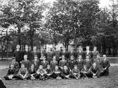 Whitby Collegiate Institute Boys, 1921