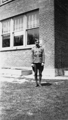 Cadet Norman Goldring