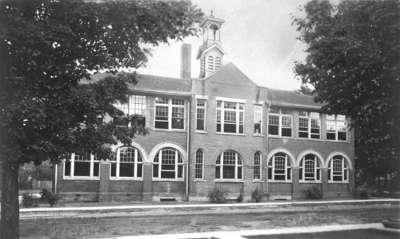 Whitby Collegiate Institute/Whitby High School, 1923