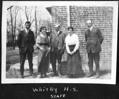 Whitby Collegiate Institute Teachers