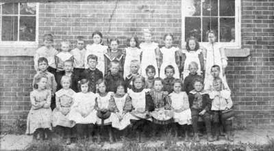 Dufferin Street School Junior Class, 1903