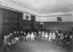 Kindergarten Class at King Street School, c.1929