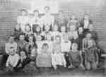 Sinclair School Class, 1895