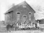 Dryden Public School Class, c.1880-1890