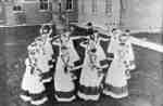 Whitby Collegiate Calisthenics Class, 1888