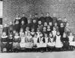 Henry Street School Class, 1890